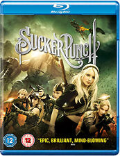 SUCKER PUNCH - BLU-RAY - REGION B UK