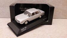 Minichamps Audi 100 1969-75 Silber 1:43 *OVP*