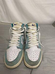 Size 10 - Jordan 1 Retro High OG Turbo Green 2019