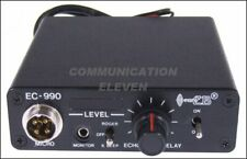 Echo/Reverb chamber for CB Radios, Cobra/Uniden 4 Pin, Euro CB EC-990, New/Boxed