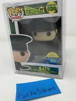 Funko Pop The Green Hornet Kato Toy Tokyo exclusive SDCC 2019 In Protector