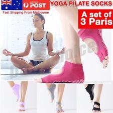 Silicone Massage Pilates Socks Yoga Socks Anti-skid Grip Non Slip Socks