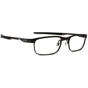 Oakley Eyeglasses OX3222-0252 Steel Plate Powder Cement Metal Frame 52[]18 141