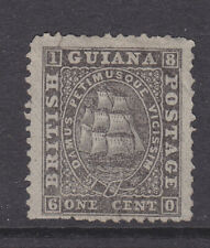 British Guiana 1862 Sg 42  mint no gum