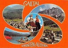 GG8940 gailtal karnten types folklore costumes   austria