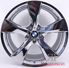 Original BMW X3 E84 19 Zoll Einzelfelge 6792683 Chrom VA
