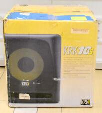 "KRK 10S  10"" 160 WATT POWERED STUDIO MONITOR SUBWOOFER"