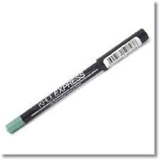 Maybelline Khol Express Waterproof Eyeliner- Metallic Green new