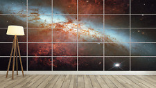 GALAXIE SPACE GALAXY m82 Supernova Wall Art Poster Massive format  Large Print
