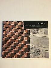 Manual: The Architecture of KieranTimberlake Paperback NEW