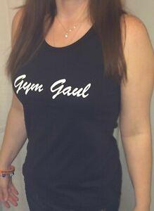 Wholesale joblot 29x 'Gym Gaul' vest's (SALE)
