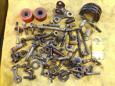 1979 Suzuki RM80 Hardware parts lot bolts etc. 79 rm 80