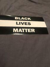 Black Lives Matter Sticker Decal