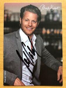Mark Seibert AK Tanz der Vampire Autogrammkarte Ronacher original signiert 3