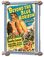 BEYOND THE BLUE HORIZON(1942) DVD-Dorothy Lamour, Richard Denning, Jack Haley