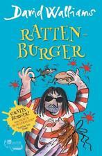 Ratten-Burger von David Walliams (2016, Gebundene Ausgabe)