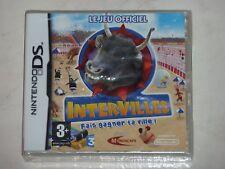 Jeu Nintendo DS  Intervilles Fais gagner ta ville ! Neuf sous Blister