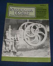 STATIONARY ENGINE MAGAZINE JUNE 1985 NO.136 - THE EXMOOR LISTER