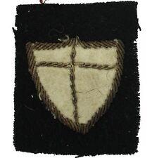 Original WW2 British Troops in Austria Cloth Formation Sign Patch Badge - JA52