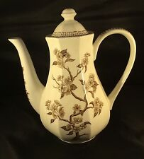 British J&G Meakin Pottery Coffee Pots