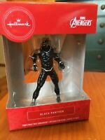 Hallmark Marvel Avengers Black Panther Christmas Ornament 2019 NEW in BOX