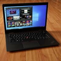 Lenovo ThinkPad X1 Yoga 3rd Gen Laptop i7-8650U 16GB FHD 1920x1080 256GB SSD WRT