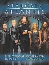 Stargate Atlantis: The Official Companion Season 4, Gosling, Sharon, Good Condit