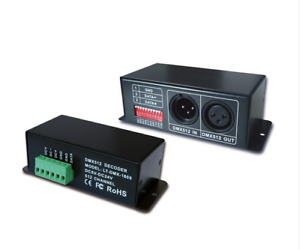 Dmx To SPI Decoder - LED Pixal tape driver