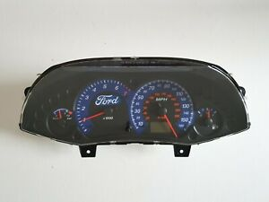 Ford Focus Dash Cluster RS Blue