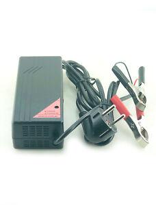 Ultramax 12V 10Ah 240V Lithium-ion (Li-ion), LiNiMnCoO2 Battery EU Plug Charger