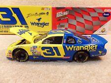 New 1999 Action 1:24 Diecast NASCAR Dale Earnhardt Jr 1997 Wrangler CW Bank #31