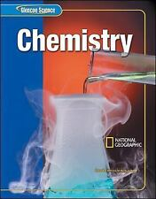 Glencoe Science Textbook - Chemistry By McGraw-Hill National Geographic and Time