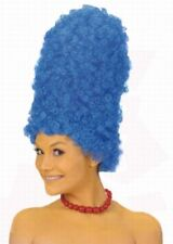 Cartoon Blue for Marge Simpson Wig for Fancy Dress Costumes  Outfits Accessory