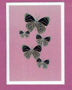 SALE 16 CLASSICAL BUTTERFLIES LETTER CARD NOTELETS WITH NO ENVELOPES FREE P&P