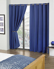 Unbranded Ready Made Modern Curtains & Pelmets