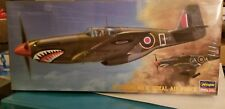 Hasagawa Mustang Mk.III Royal Air Force Plastic Model Kit, 1/72 Scale NIB