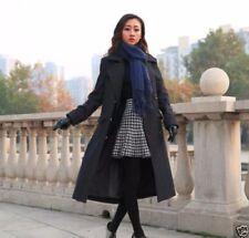 Women's Sherlock Holmes Benedict Cumberbatch Pure Wool Gray Coat