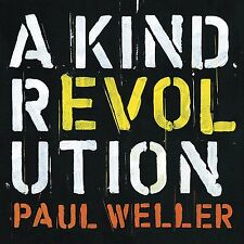 PAUL WELLER A KIND REVOLUTION DELUXE 3 CD ( May 12 2017)