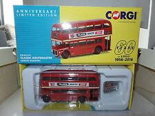 Corgi contrôleur OM46310 1/76 oo aec routemaster bus london transport 60 ans de corgi
