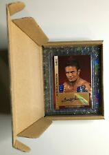 2011 Scott Jorgensen Rookie First Auto Topps UFC Title Shot WEC Shipped in Box