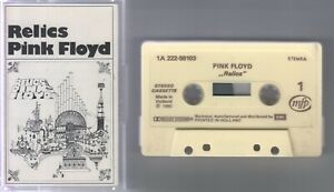 Pink Floyd    MC / Tape / Kassette   Relics     ©   1980     EMI