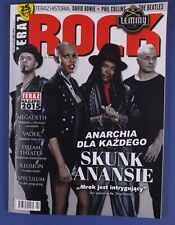 SKUNK ANANSIE LEMMY,Dream Theater,Megadeth,David Bowie,Beatles,Ghost,The Cult