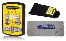 Zts Mini-9Rl Multi-Battery Tester Bundle with Sc-Mini Case + Jzs Pro Lens Cloth