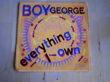 45 tours boy george everything i own