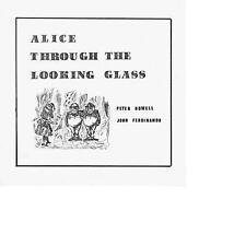 PETER HOWELL & JOHN FERDINANDO: Alice through the looking glass ACME LION CD Neu