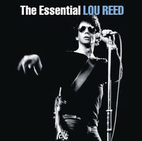 LOU REED The Essential 2CD BRAND NEW Best Of Greatest Hits Velvet Underground