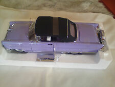 1/18 LINCOLN PREMIERE CONVERTIBLE MAUVE SUN STAR