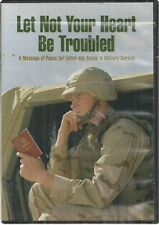 let not your heart be troubled a message of peace LDS in Military Service dvd