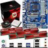 AMD X8 Core FX-8320 3.5Ghz & GIGABYTE 970A-DS3 & 16GB DDR3 1600 Viper Venom Red