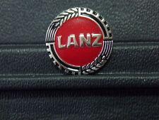 Pin Lanz Bulldog Logo Trecker Traktor - 2  cm